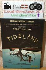 """Tideland"" Ed. Especial 2 DVD´S (2005) Terry Gilliam"