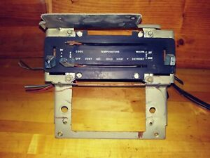 1978 Ford F150 HVAC Switch Panel fits Bronco F150 F250 302 351 428 429 460 Motor