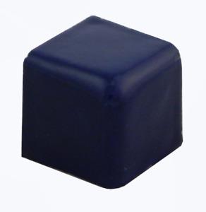 ONE Corner V-CAP Bullnose Mexican Trim SOLID COBALT BLUE Molding Tile