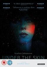 Under the Skin DVD (2014) Scarlett Johansson ***NEW***
