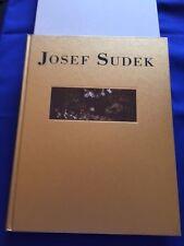 JOSEF SUDEK - FIRST GERMAN EDITION