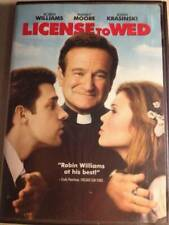 License to Wed - DVD - VERY GOOD