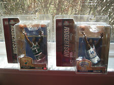 MCFARLANE NBA LEGENDS 2 OSCAR ROBERTSON REGULAR &  ROYALS CHASE VARIANT  LOT