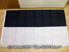 Banderas bandera Prusia Oriental-país colores nuevo - 90 x 150 cm