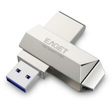 Eaget F70 USB 3.0 128GB Metal USB Flash Drive U Disk Pen Drive Disk On Key