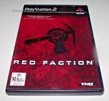 Red Faction PS2 PAL *Complete*