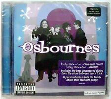 OSBOURNES THE FAMILY ALBUM PAT BOONE THE KINKS JOHN LENNON CLAPTON CD SEALED