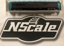 RIVAROSSI #9576 COMBINE PASSENGER CAR CANADIAN PACIFIC N SCALE BRAND NEW