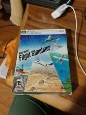Microsoft Flight Simulator X (PC, 2006) brand new unopened rare