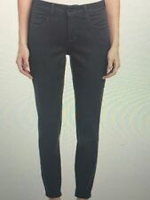 NWT NYDJ Not Your Daughters Jeans ECLIPSE DARK GREY LEGGING $120 5 Pocket Size 4
