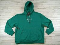 Nike Men's size XL NSW JUST DO IT PULLOVER HEAVYWEIGHT Hoodie Green CI9406 340