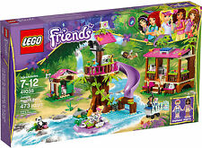 LEGO® Friends - Große Dschungelrettungsbasis 41038 Jungle Rescue Base NEU & OVP