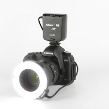 Aputure Amaran ahl-hc100 Macro Led Ring Video/foto Luz Para Canon Dslr 95 Cri