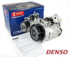 New! Mercedes-Benz CLK500 DENSO A/C Compressor and Clutch 471-1469 0012301611
