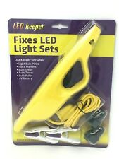 [NEW]  LED KEEPER - Fixes LED Christmas Light Strings Xmas Sets