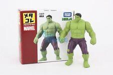 Takara Tomy Tomica Marvel Metacolle Mini Action Figure Collection Hulk Toys