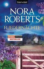 Fliedernächte von Nora Roberts (2013, Klappenbroschur)