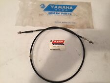 (O.E.M.) NOS YAMAHA BRAKE CABLE PART # 109-26341-01         1963-72 MODELS
