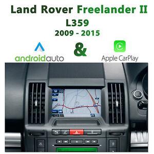 [2010-2012] Land Rover Freelander 2 - Apple CarPlay & Android Auto Integration