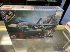 """1/72 Academy #12563 USN F-14A Tomcat VF-143 """"Pukin Dogs"""" New Tooling!!"""