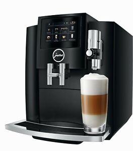 JURA S8 Piano Black Kaffeevollautomat Neu und OVP