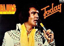 MFD IN GERMANY 1975 APL1-1039 POP ROCK LP ELVIS PRESLEY : TODAY