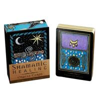 Tarot Cards Shamanic Healing Oracle Cards Board Games Party Supplies for Ad