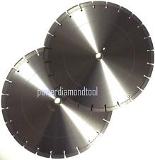2pk 14 Concrete Brick Block Paver Limestonetile Asphalt Diamond Saw Blade Best