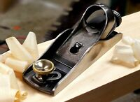 "Very Rare Antique Stiletto No 60 Low Angle Block Plane 6"" 1 3/8"" Iron by Stanley"