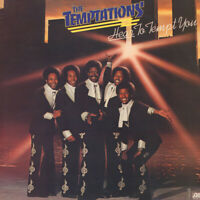 The Temptations - Hear To Tempt You (Vinyl LP - 1977 - US - Original)