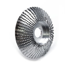 """Carbide Wood Sanding Carving Shaping Disc For Angle-Grinder Grinding Wheel 3"""""""