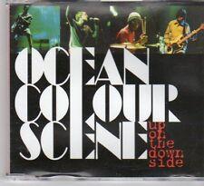 (DY327) Ocean Colour Scene, Up On The Downside - 2001 CD