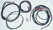 New 1975-77 Harley-Davidson FXE Complete Wiring Harness