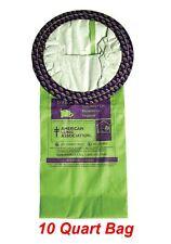 ProTeam Backpack Vacuum Bags 10qt (10 bags)