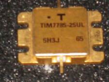 TIM7785-25UL   Trans JFET 15V 20A 3-Pin 2-16G1B