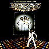 Saturday Night Fever [Original Motion Picture Soundtrack] [Remaster] by Original Soundtrack (CD, Oct-1995, Polydor)