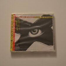 ROLLING STONES - Love is strong - 1994 CDsingle JAPAN 4-TRACKS NEW & SEALED