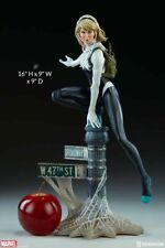 Sideshow Spider-Gwen Statue Exclusive 280/750 New Never Opened
