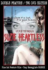 RARE autographed Suzie Heartless/ Phoenix - Hot Indie 2Disc collectable - OOP