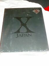 X- JAPAN - Deluxe Gold CD Box Set - ART of LIFE + DAHLIA - Forever Love - SEALED