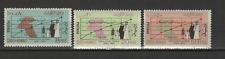 KOWEIT 3 timbres neufs 1965 recensement /T3045