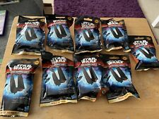 9 X Star Wars Micro Machines Figure Packs - Series 4 - New