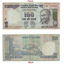 100 Rupees Note With Lucky holy Number 786 With fancy number 002. G5-82 US