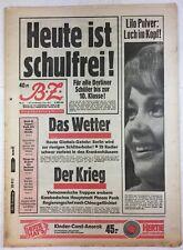 B.Z. (8.1.1979): Lilo Pulver: Loch im Kopf!