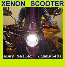 "(H4) Premium *XENON* - ""VESPA"" GTS 250, LXV 150,GTV 250 - - - by  Jimmy540i.com"