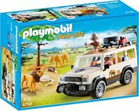 PLAYMOBIL 6798 Wild Life Edition Safari-Geländewagen NEU OVP