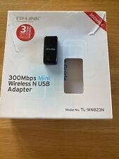 TP-Link TL-WN823N 300Mbps Mini Wireless USB 2.0 WiFi Adapter