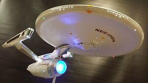 LED Lighting kit for Star Trek USS Enterprise Refit NCC-1701-(A) 1:350