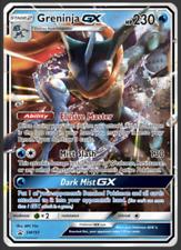 Pokemon - Detective Pikachu - Greninja Gx Sm197 - Ultra rare - Promo - Nm/M