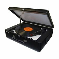 Jensen Jta-420 Portable Turntable With Built-in Speakers (jta420)